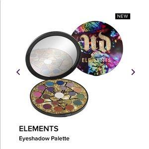 Urban Decay NIB Limited Edition Elements Palette!